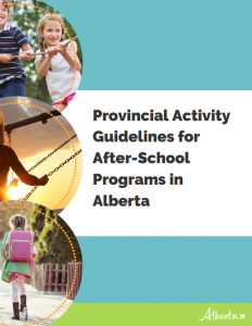 PAC Guidelines for After School Programs