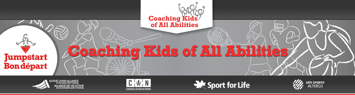 Coaching Kids of All Abilities module